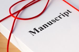 scientific manuscript